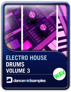 DMS Electro House Drums & Loops 3
