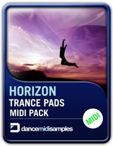 HorizoTrance Pads MIDI