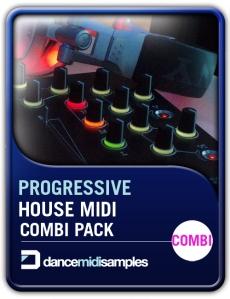 Progressive House MIDI Combi