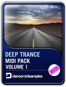 Deep Trance MIDI Vol 1