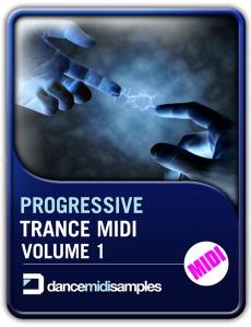 Progressive Trance MIDI Vol 1