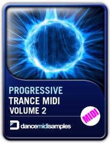 Progressive Trance MIDI 2