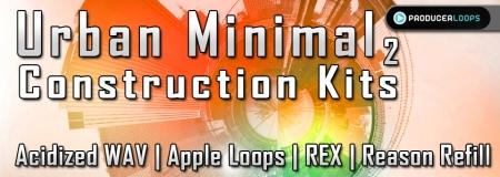 Urban Minimal Construction Kits From Producer Loops
