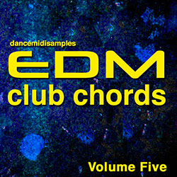 EDM Club Chords Vol 5