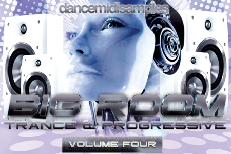 DMS Big Room Trance & Progressive Vol 4