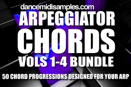DMS Arp Chords MIDI Bundle