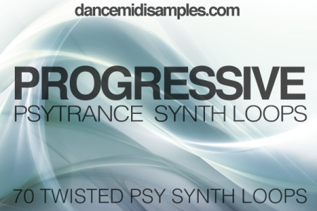 DMS Progressive Psytrance Synth Loops