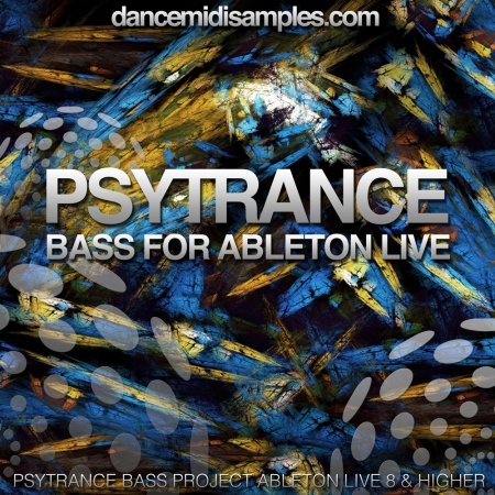 DMS Psytrance Bass For Ableton Live 01