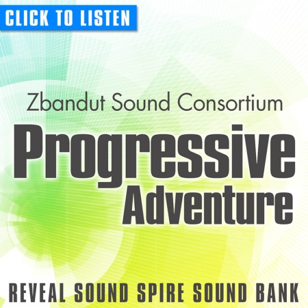 Progressive House & Trance Sound Bank for Spire