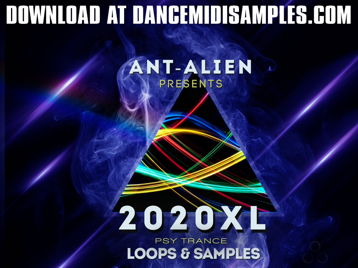 Ant Alien 2020xl Psy Trance Loops Amp Samples