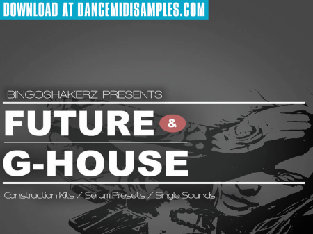 bingoshakerz Future & G-House Samples & Serum Presets