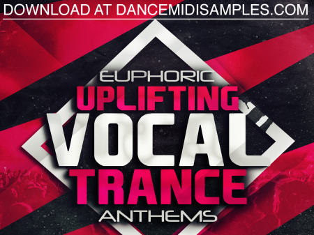 Trance Vocal Samples & Acapellas Sample Pack