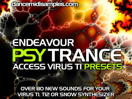 Access Virus TI Psytrance Presets
