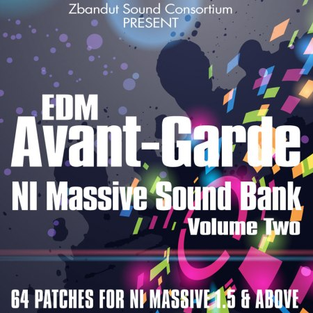 Native Instruments Massive EDM sound Bank