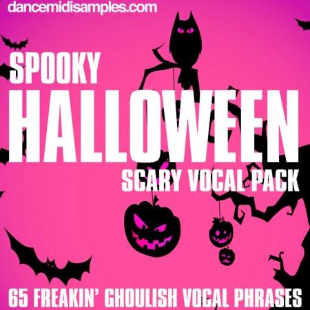 DMS Spooky Halloween Vocals