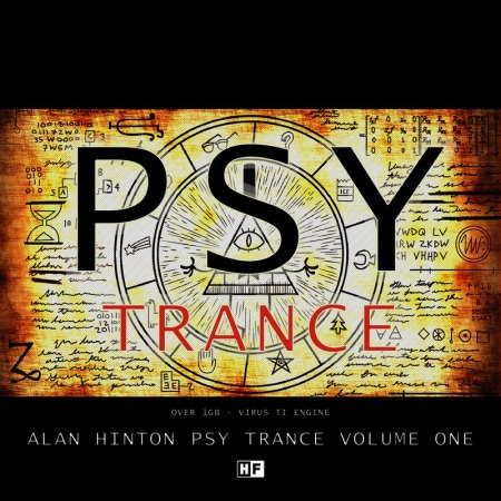 Alan Hinton Psy Trance Volume 1