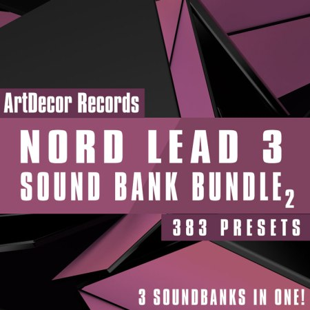 Nord Lead 3 Patches Bundle