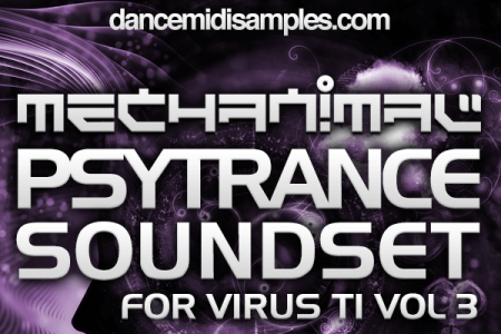 Psytrance Presets For Access Virus TI Synthesizer