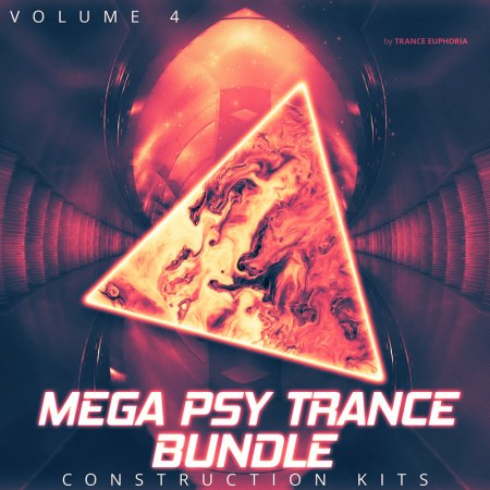 Mega Psytrance Loops, Samples & Presets Bundle 4