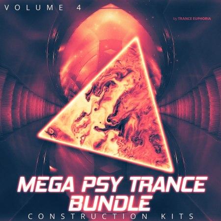 Mega Psytrance Loops, Samples & Presets Bundle 4